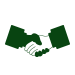 Event-Organisation für Teambuilding-Maßnahmen oder Führungskräfte-Events Icon