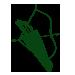 Bow & Arrow Icon