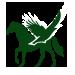 Hiron – Horses & Falcon Icon